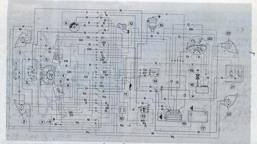 Schema Elettrico Et : Statore hp su et come collegare i fili elaborazioni
