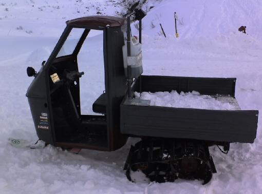 Risultato immagini per auto da neve
