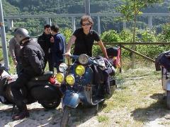 1°Notturno Dolomiti 8-9 Settembre 2000