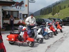 1°Grande Raid delle Dolomiti 7-8-9 giugno 2003